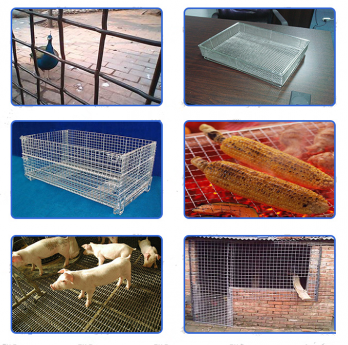 Uniform Square Crimped Wire Mesh , Mining Screen Mesh Corrosion Resistance