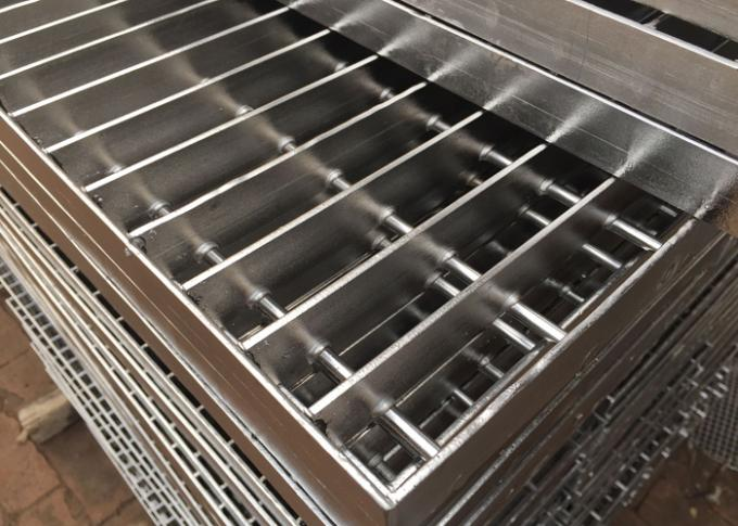 Polishing Steel Driveway Grates Grating No Paint Beautiful Appearance