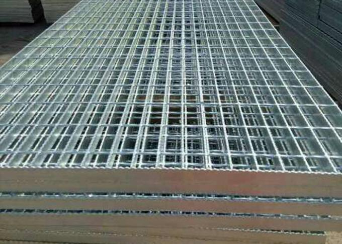 Smooth Stainless Steel Bar Grating For Electricity Generating Station