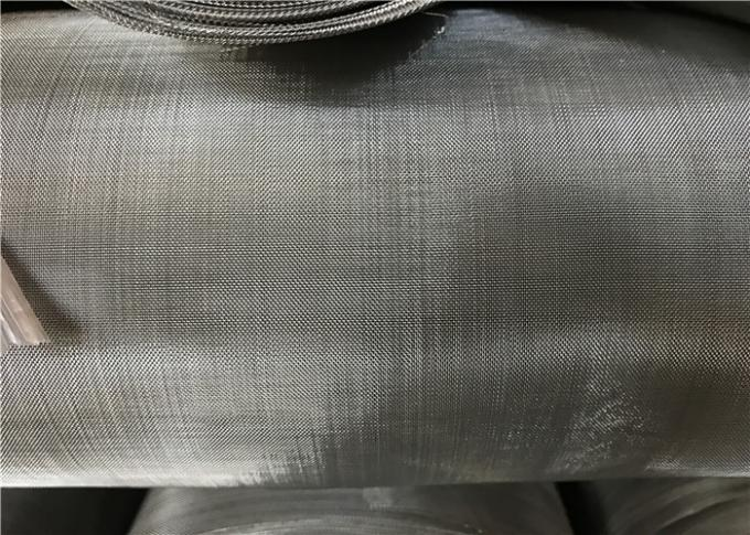 Dutch Weave SS316 Stainless Steel Wire Mesh Diameter 400 Micron For Laboratories