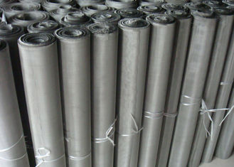 China Standard Wire Diameter Stainless Steel Wire Mesh 200 Micron Corrosion Resistant supplier