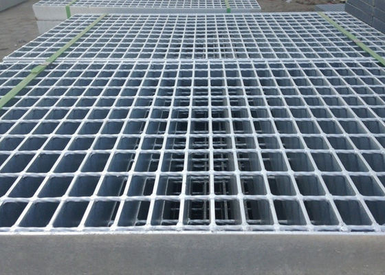 China Paint Room Grille Steel Driveway Grates Grating High Strength And Light Structure supplier