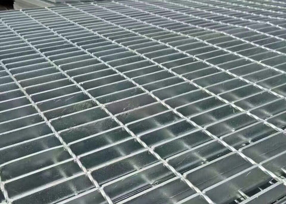 China Smooth Stainless Steel Bar Grating For Electricity Generating Station supplier