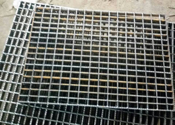 China Platform And Walkway Steel Driveway Grates Grating No Treatment Surface supplier