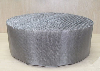 China Scrubbing Tower 316 Stainless Steel Wire Mesh Metal Wire Gauze Packing supplier