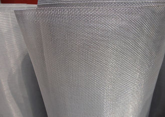 China 18 X 16 Mesh Bright Stainless Steel Insect Screen Light Weight With Uniform Finish supplier
