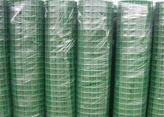 Guardrail Holland Welded Wire Mesh Anti Corrosion With Dutch Weave Style