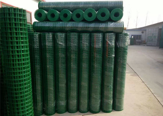 China Hot Dipped Galvanized Welded Wire Mesh See - Through Panels Easy Installation supplier