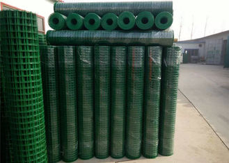 Hot Dipped Galvanized Welded Wire Mesh See - Through Panels Easy Installation