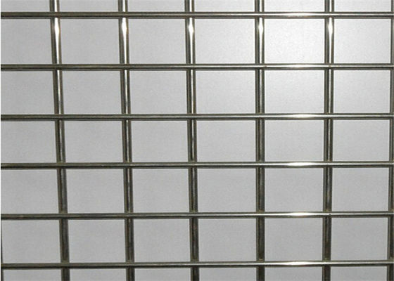 China Window Protection Fender Welded Wire Mesh Excellent Corrosion Resistance supplier