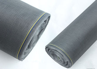 Fireproof Stiff Fiberglass Window Screen Plain Weaving Multi Color For Husbandry