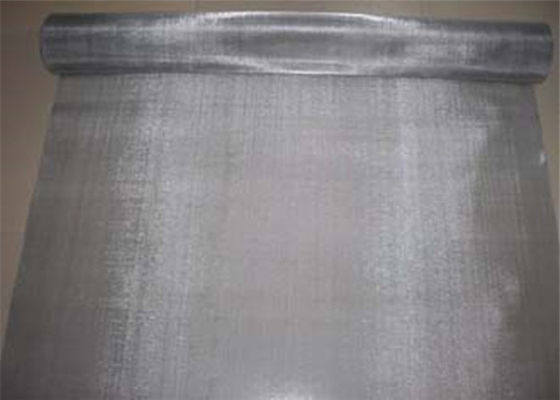 China High Corrosion Metal Screen Mesh / Galvanized Wire Mesh 30m Roll Long For Sieving supplier