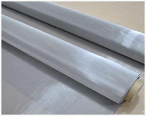 China Durable Woven Stainless Steel Wire Mesh 1 X 30m For Plastic Extrusion Filter supplier