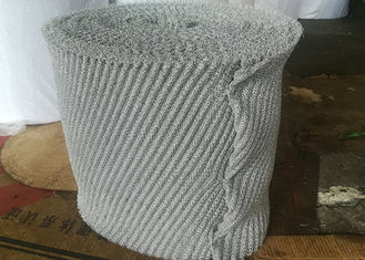 China Mixed material knitted wire mesh gas liquid netting for protect air filter supplier