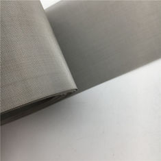 China 300 325 350 Stainless Steel Wire Mesh , 304 316 Printing Ss Wire Mesh Screen supplier