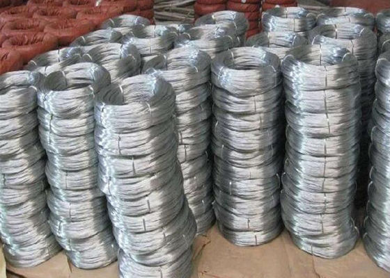 China GI Tie Wire Electric Galvanized Binding Wire , Electro Galvanized Wire supplier