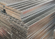 China Galvanized Bar Grating / Steel Driveway Grates Grating Excellent Bearing Capacity factory