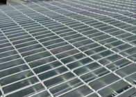 China Smooth Stainless Steel Bar Grating For Electricity Generating Station factory