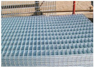 China Thick Coating Square Flat Galvanized Sheets , Welded Wire Mesh Panels 1 X 2 factory
