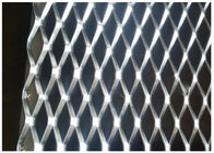 China Rustless Aluminum Wire Mesh Punched Weaving For Mechanical Equipment company