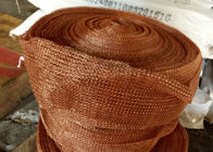 China Standard SP Copper Knitted Wire Mesh For Corrosion Resistant Filter Pad factory