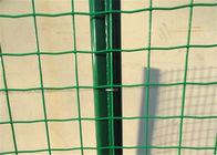 China Low Carbon Welded Steel Holland Wire Mesh Fence PVC Coated Holland Net factory