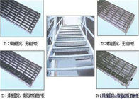 China Serrated Type Galvanized Steel Driveway Grating For Walking Application factory