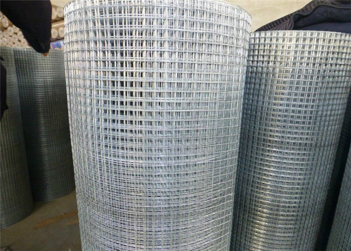 Galvanised Stainless Steel Welded Wire Mesh Panels For Construction ...