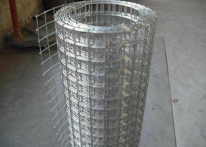 Hot Dip Galvanized Welded Wire Mesh Roll For Wall Protect
