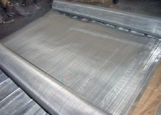 Alkali - Resisting Stainless Steel Screen Mesh , Filter Wire Mesh 304 Material